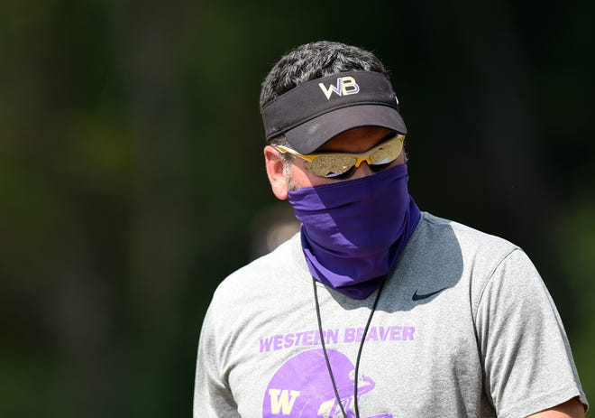 Ryan Matsook will start his new job as Moon's assistant principal on Oct. 26, but he will finish the season as Western Beaver's football coach.