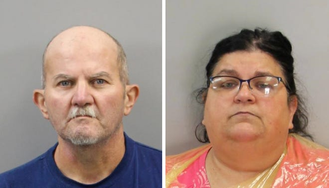 Timothy Wayne Hurley, 51, and Linda Jeanne Knop, 53.