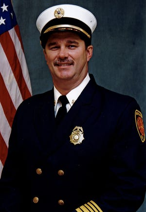 Burlington Fire Chief Jay Smith is retiring after 34 years at the department.