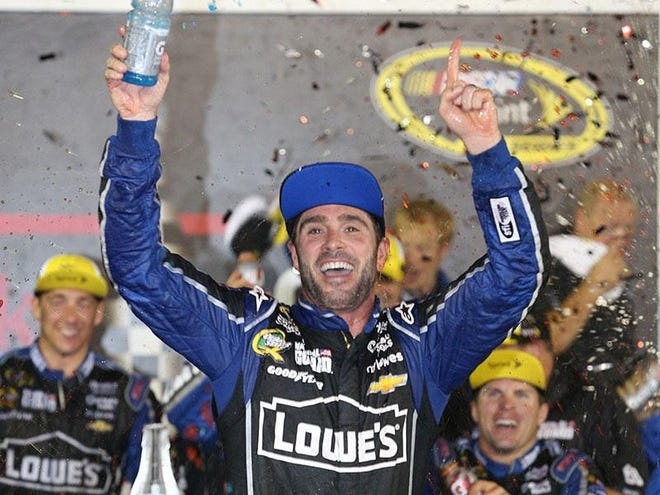 Jimmie Johnson won the 2013 Coke Zero 400 at Daytona during what was his sixth championship season. The seven-time NASCAR champ retires Sunday, and we're giving JJ a proper sendoff online Thursday and in Thursday's print edition of The News-Journal.