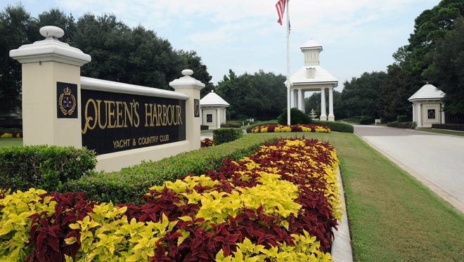 Queen's Harbour is the site of this weekend's Jacksonville Area Golf Association Match Play Championship.
