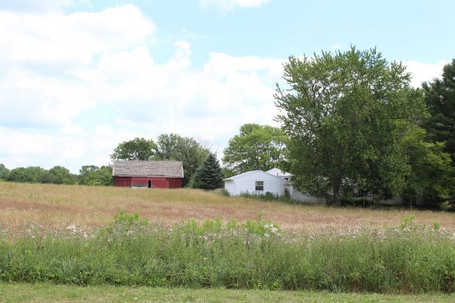 Two homes on the former Ripley Farm on East Avenue will be burned by local fire departments in a training exercise.