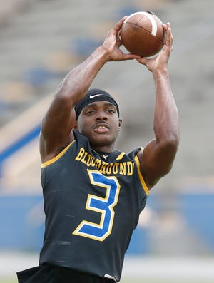 Auburndale defensive back Jaelen Stokes' hard work paid off with a ton of interest from NCAA Division I schools. Stokes has committed to the University of South Florida.