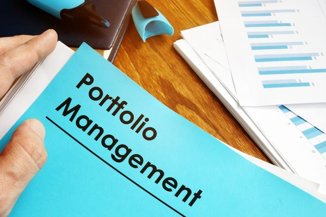 Model portfolios usually consist of indexes or mutual funds that invest in different asset classes