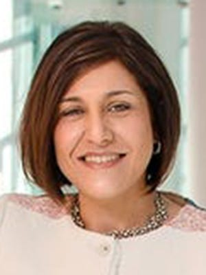 Maribel Perez Wadsworth is president of news at Gannett Media and publisher of USA TODAY.