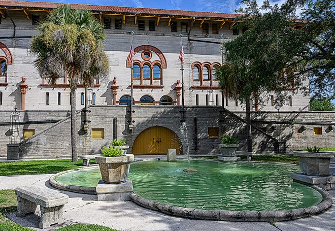 The Lightner Museum in St. Augustine hopes to create revamped community garden on the south side of their building.