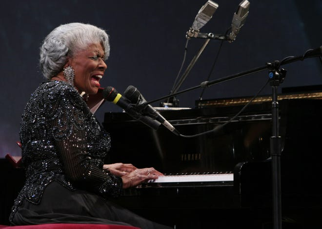 Lillette Jenkins-Wisner, seen performing in a 2005 photo, died Aug. 25, 2020, at age 96. A groundbreaking jazz musician, she lived and performed in Sarasota for more than 30 years.