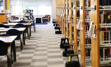 Cumberland County plans to use six libraries for 'virtual learning centers.' [Contributed photo]