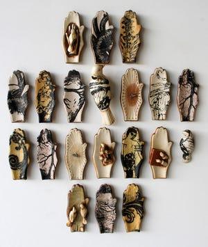 """Dharma Hands"" by Doug Baulos."