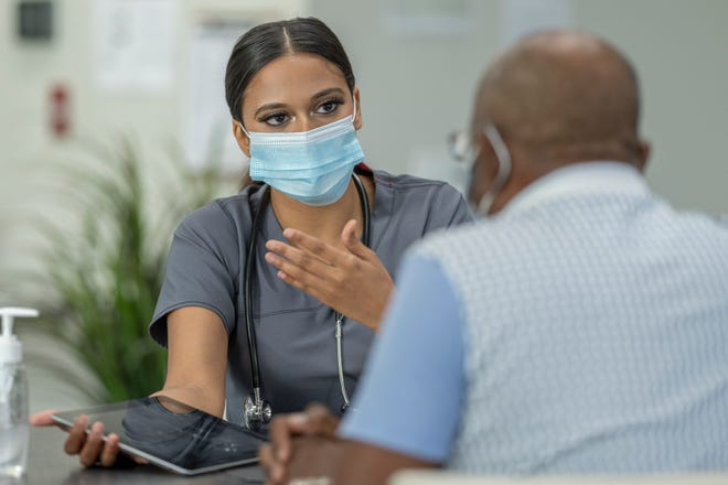 The annual wellness visit is even more important this year as everyone heads into flu season amid a pandemic that is not completely under control.