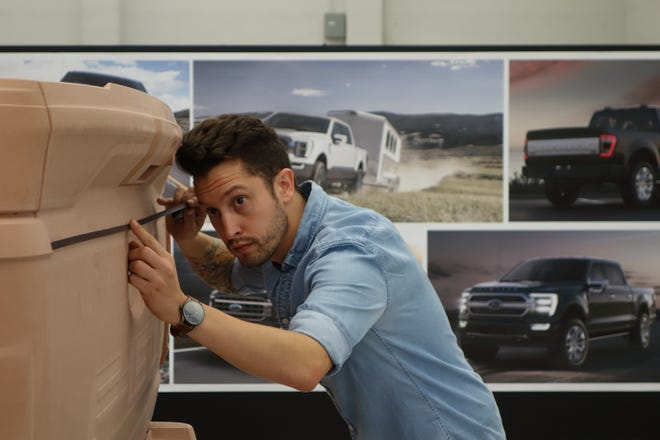 Top Ford Designers Behind 2021 F 150 Reveal Behind The Scenes Stories