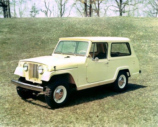 1966-71 Jeepster Commando