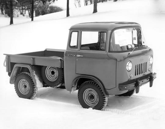 1956 Jeep Forward Control pickup