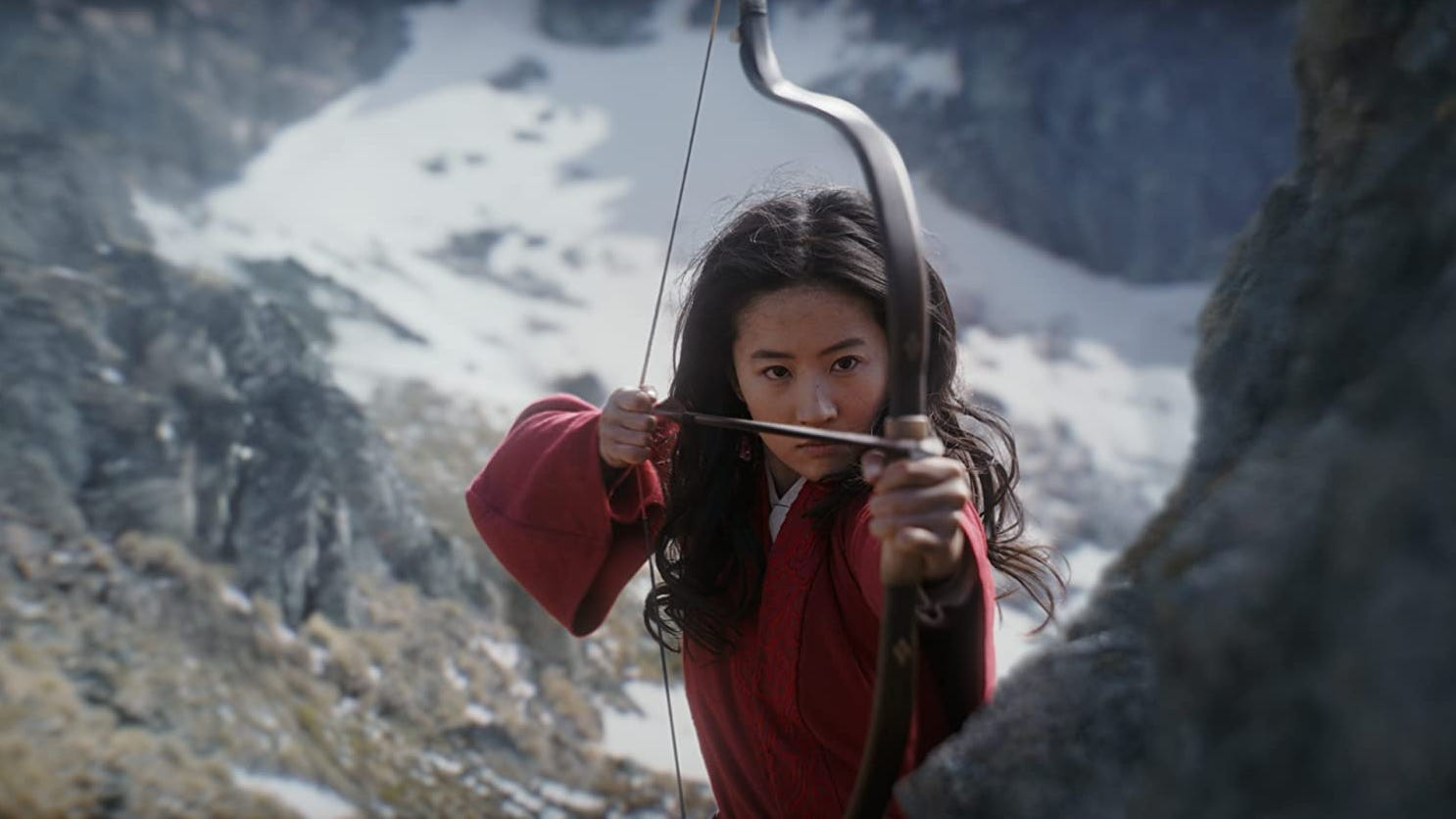 Review Warrior Spirit Missing From Live Action Mulan