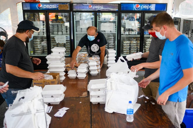 The 35th annual Greenville Greek Festival will take place with a drive-thru and limited onsite dining Friday, May 14 - Sunday, May 16.