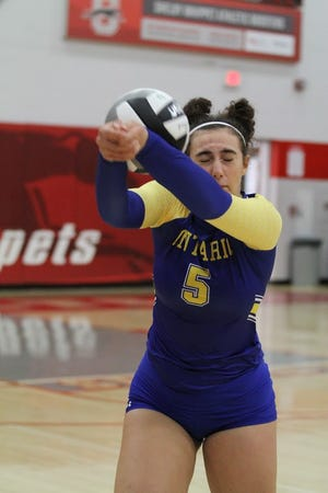 GALLERY: Ontario at Shelby Volleyball