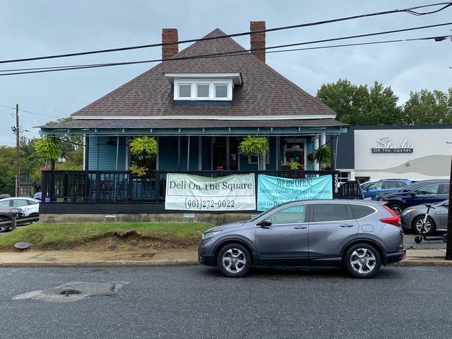 Deli on the Square is moving to a new location at 1906 Madison Ave.in Memphis.