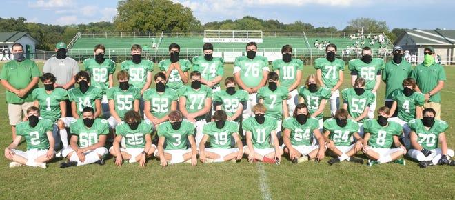 2020 Yellville-Summit Panthers football team