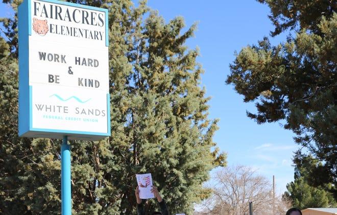 Fairacres Elementary School, 4501 W Picacho Ave.