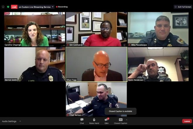 Finger Lakes community college held a Zoom panel on diversity, equity and inclusion in the Finger Lakes.