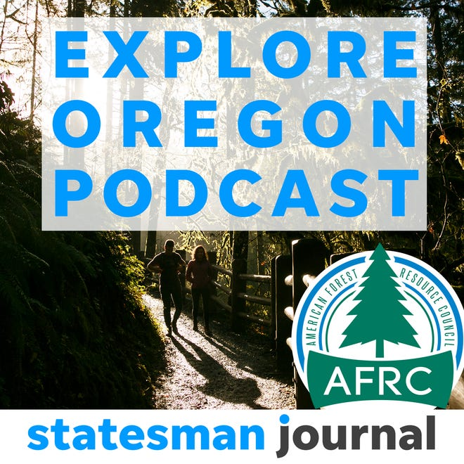 The Explore Oregon Podcast, sponsored by the American Forest Resource Council.