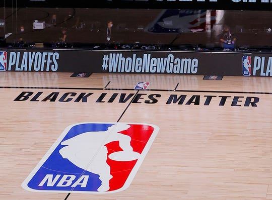 NBA commissioner Adam Silver is uncertain whether protests over social justice will continue next season.