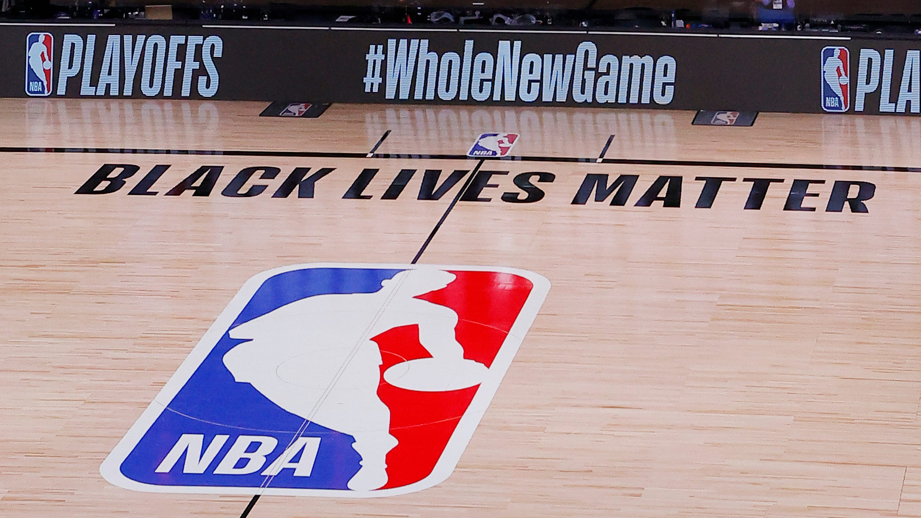 Will NBA protests over social injustice continue next season? Commissioner is uncertain.