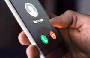 """Over the phone, scammers can """"spoof"""" caller ID to make it look like the call is coming from EWEB."""