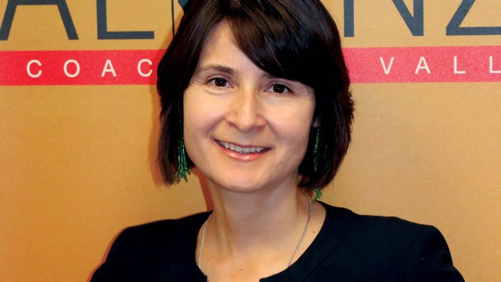 Silvia Paz, executive director of Alianza, is a finalist for a national leadership award.