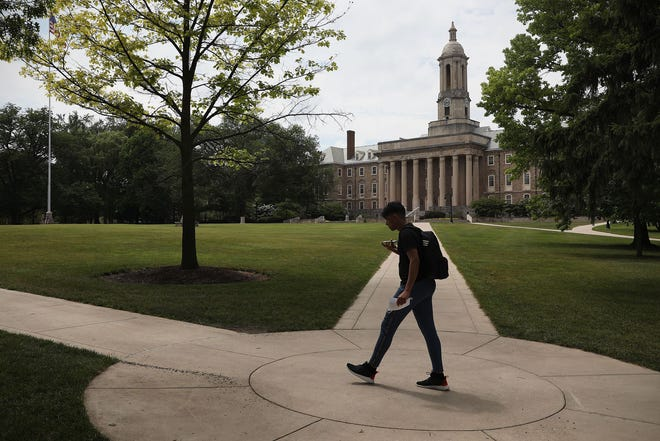 Penn State is a popular choice for many Pennsylvania students, but without the ability to go visit the school, the decision becomes much tougher