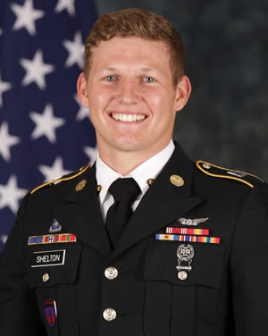 Granite Hills High School graduate and U.S. Army Sgt. Tyler Shelton, was killed along with another soldier in a Black Hawk helicopter crash on San Clemente Island on Thursday, Aug. 27, 2020.