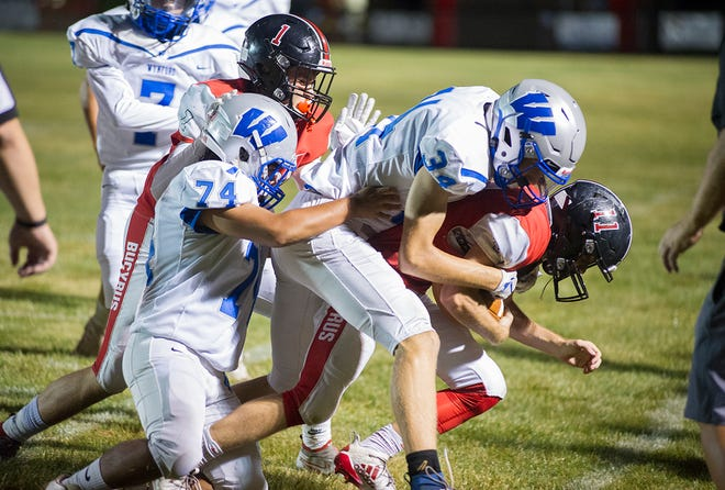 Wynford's stifling defense led to a big win in Week 1 and vaulted the Royals into the top spot.