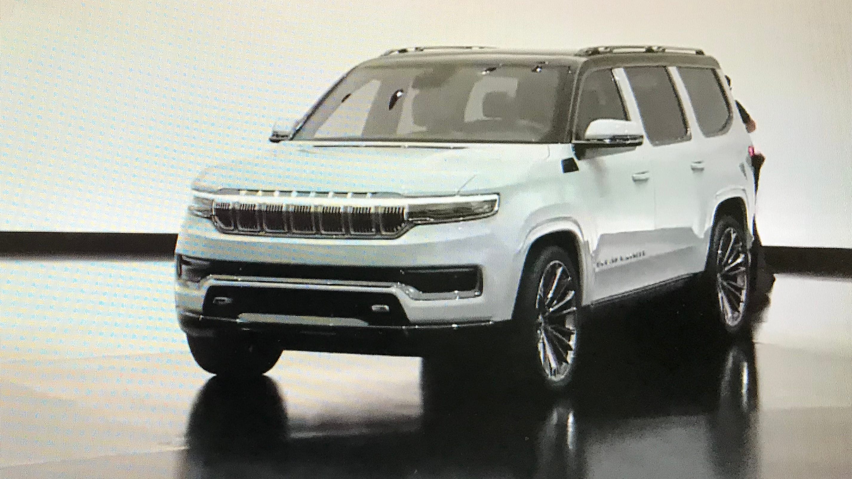 jeep grand wagoneer concept revealed fiat chrysler