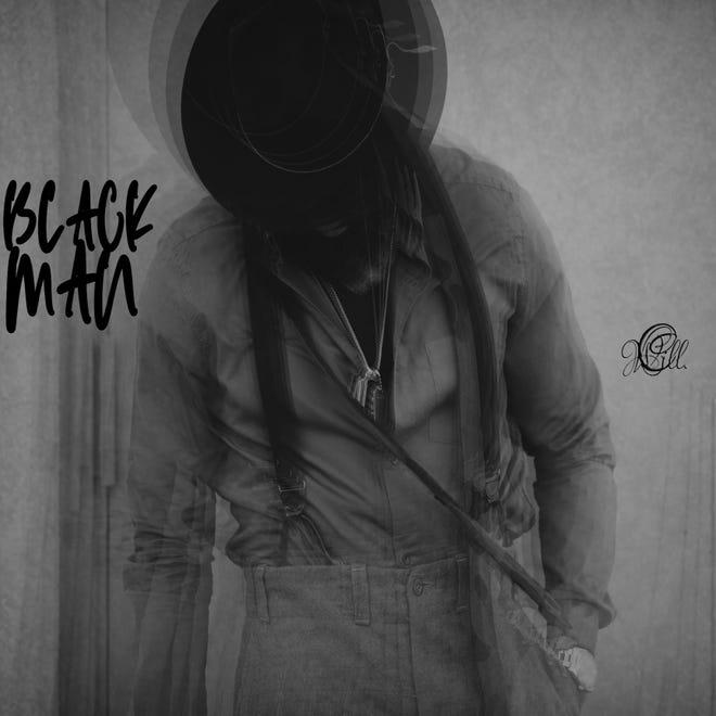 "Cover of Brennan Williams' remix of Stevie Wonder's ""Black Man."""