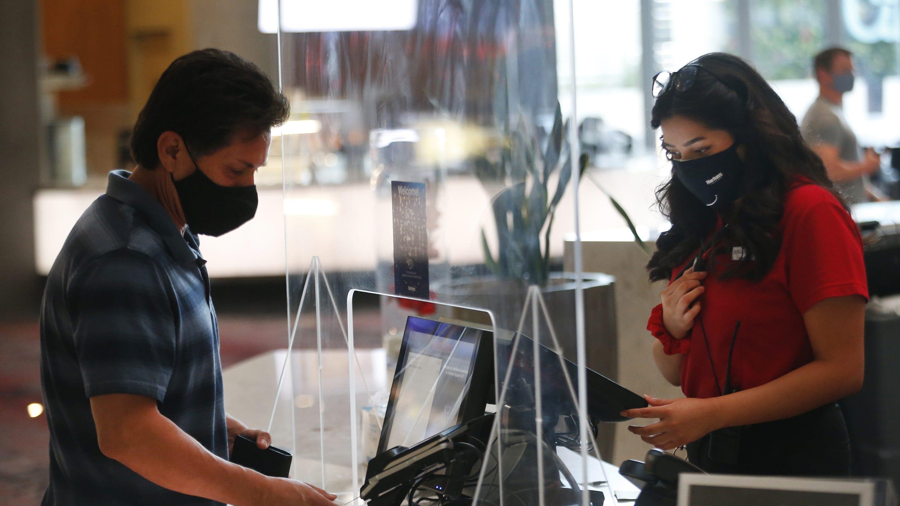 Scottsdale mayor rescinds mask order, but Maricopa County mandate remains