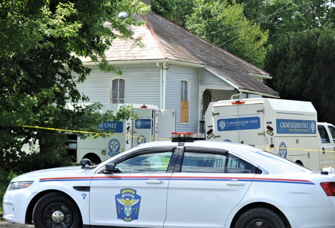 The Zanesville Police Department is investigating a possible homicide at 908 Turner St. in Zanesville. A suspect has been taken into custody.