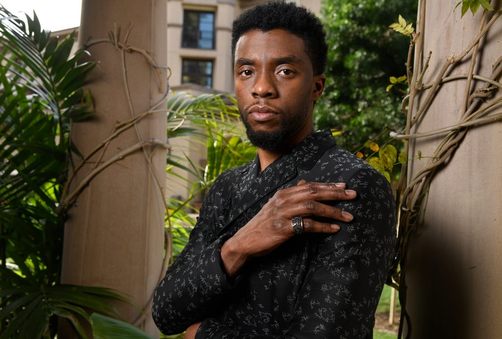 Chadwick Boseman honored on 44th birthday with new  Black Panther  opening, mourned by Michael B. Jordan