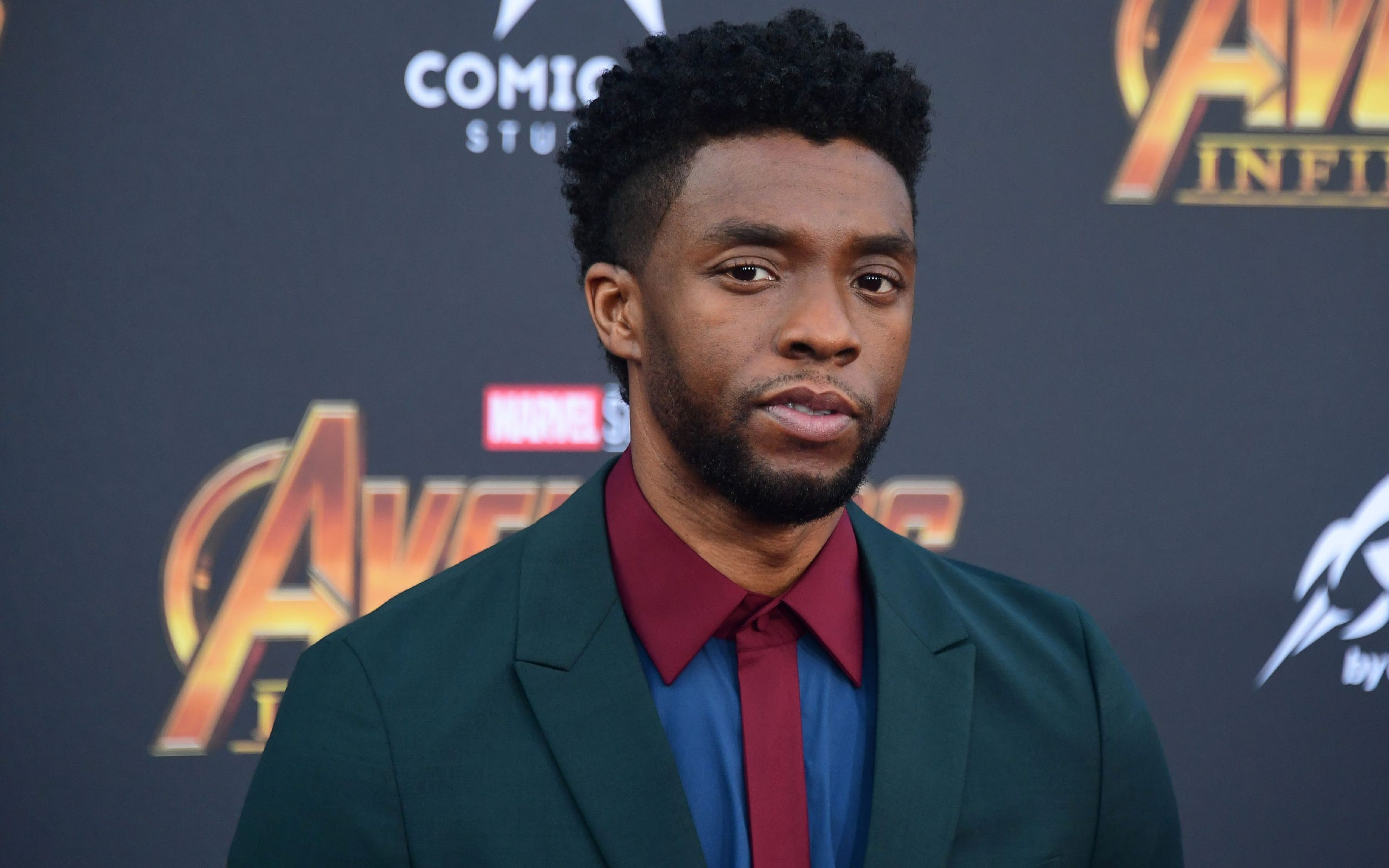 Black Panther Star Chadwick Boseman Dies At 43 His Life In Photos