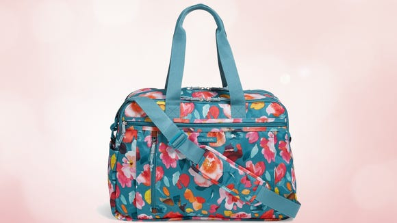 The Weekender bag is a Vera Bradley fan favorite—and it's at a great low price.