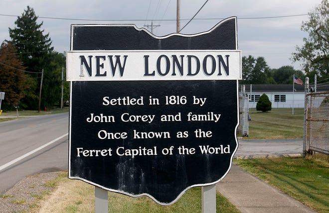 New London, Ohio. Tom E. Puskar, Times-Gazette.com