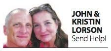 John and Kristin Lorson