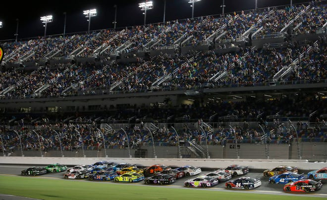 Fans saw the familiar Daytona show this past Saturday night: Plenty of contenders with a real chance of winning, assuming they survived the Big One ... and another Big One.