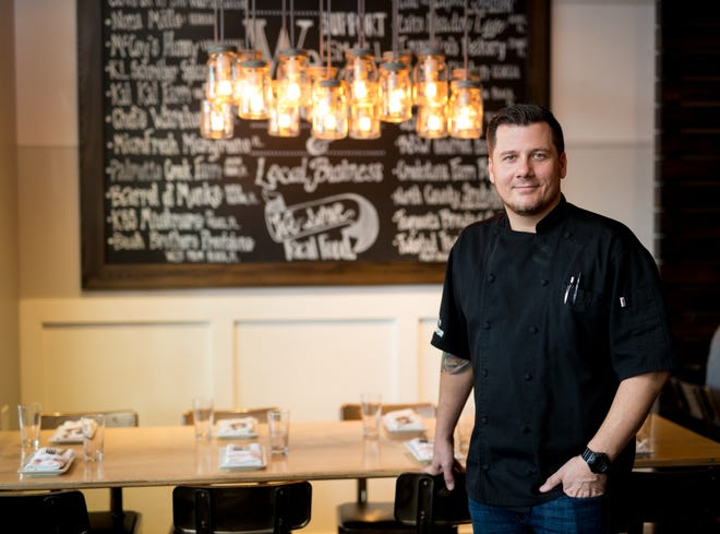 Chef Tim Lipman owns Coolinary Cafe and The Parched Pig in Palm Beach Gardens. He says a Phase 2 reopening could help boost consumer confidence.