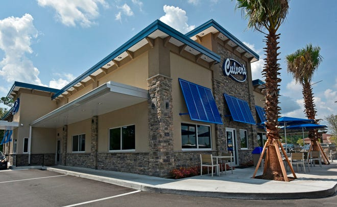 Following the July 2019 opening of Northeast Florida's first Culver's in Middleburg (shown), the chain is planning a new restaurant in St. Johns County at the Fountains at St. Johns.