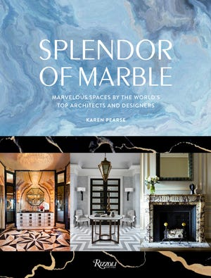 """""""Splendor of Marble"""" by Karen Pearse is our Book of the Week for Sept. 5."""