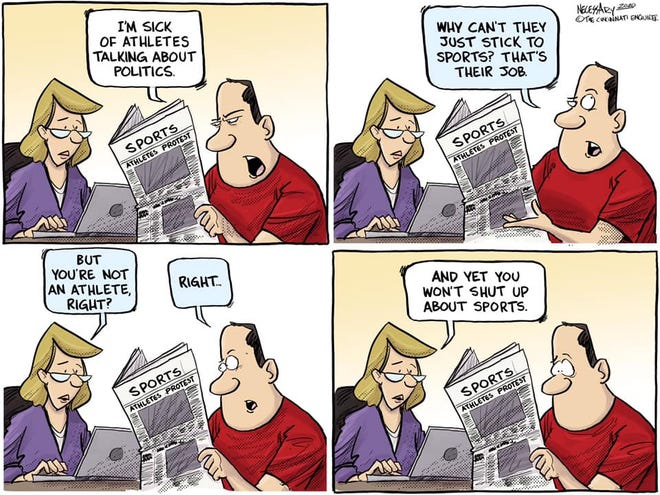 Editorial cartoon (Sept. 1, 2020)
