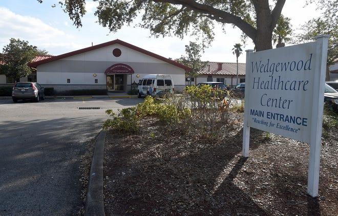 Wedgewood Healthcare Center in Lakeland, FL. File Photo/The Ledger 2018