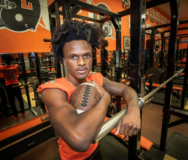 Lakeland senior running back Reggie Kellum has received six college offers so far despite being a backup the past two seasons.
