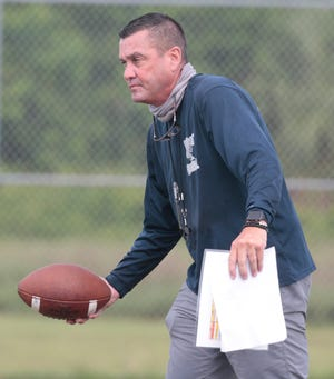Billy Huthman steps down after one season as the coach of the North Port High football team because of personal reasons.