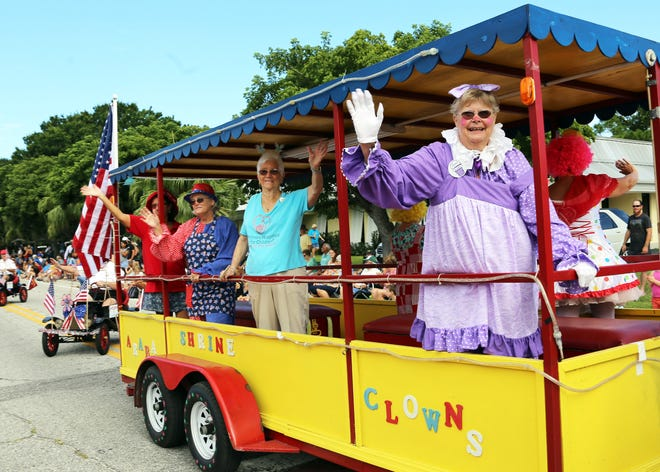 "The 60th Annual Englewood Pioneer Days Parade was themed ""Englewood Rocks."" This year, the 64th Annual Englewood Pioneer Days celebration will be virtual, with organizers now gathering material, in hopes of presenting an online package in late December, early January."